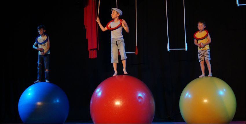cité du cirque le mans enfant parent stage